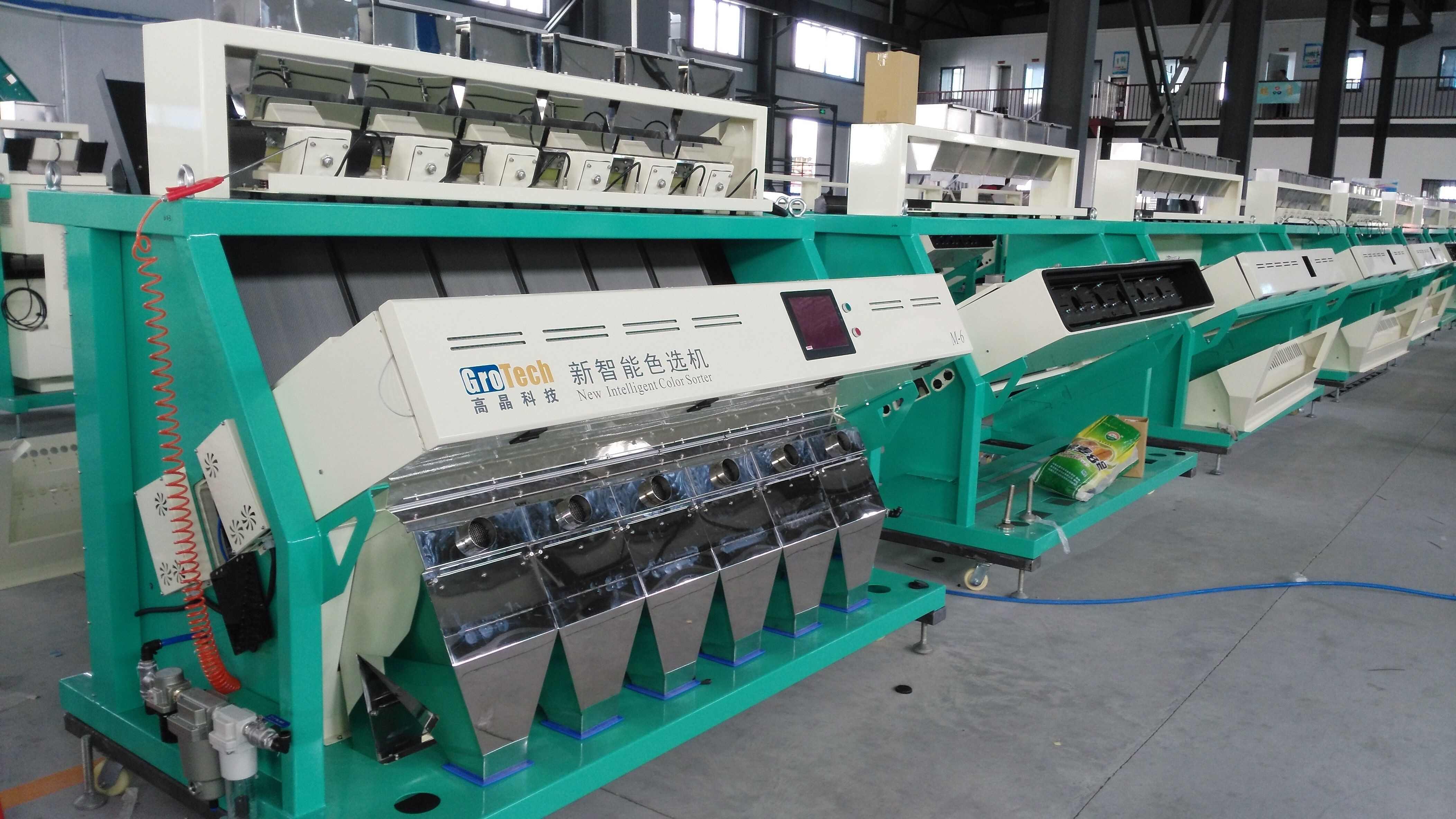 Importing machinery from China   how to import machinery