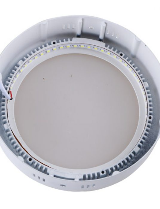 Surface Mounted LED Panel Light Round Φ300mm 24w 2500lm-1