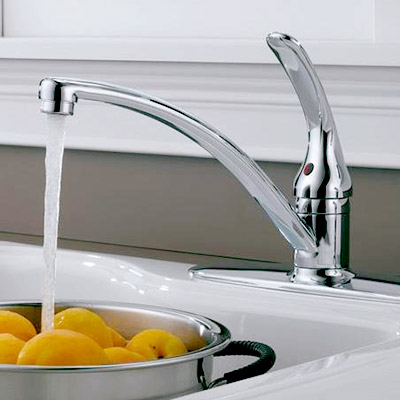 1-Handle Standard kitchen faucet