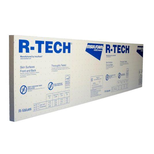 Rigid Foam Insulation