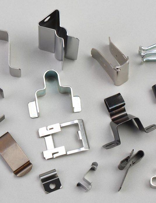 steel clip