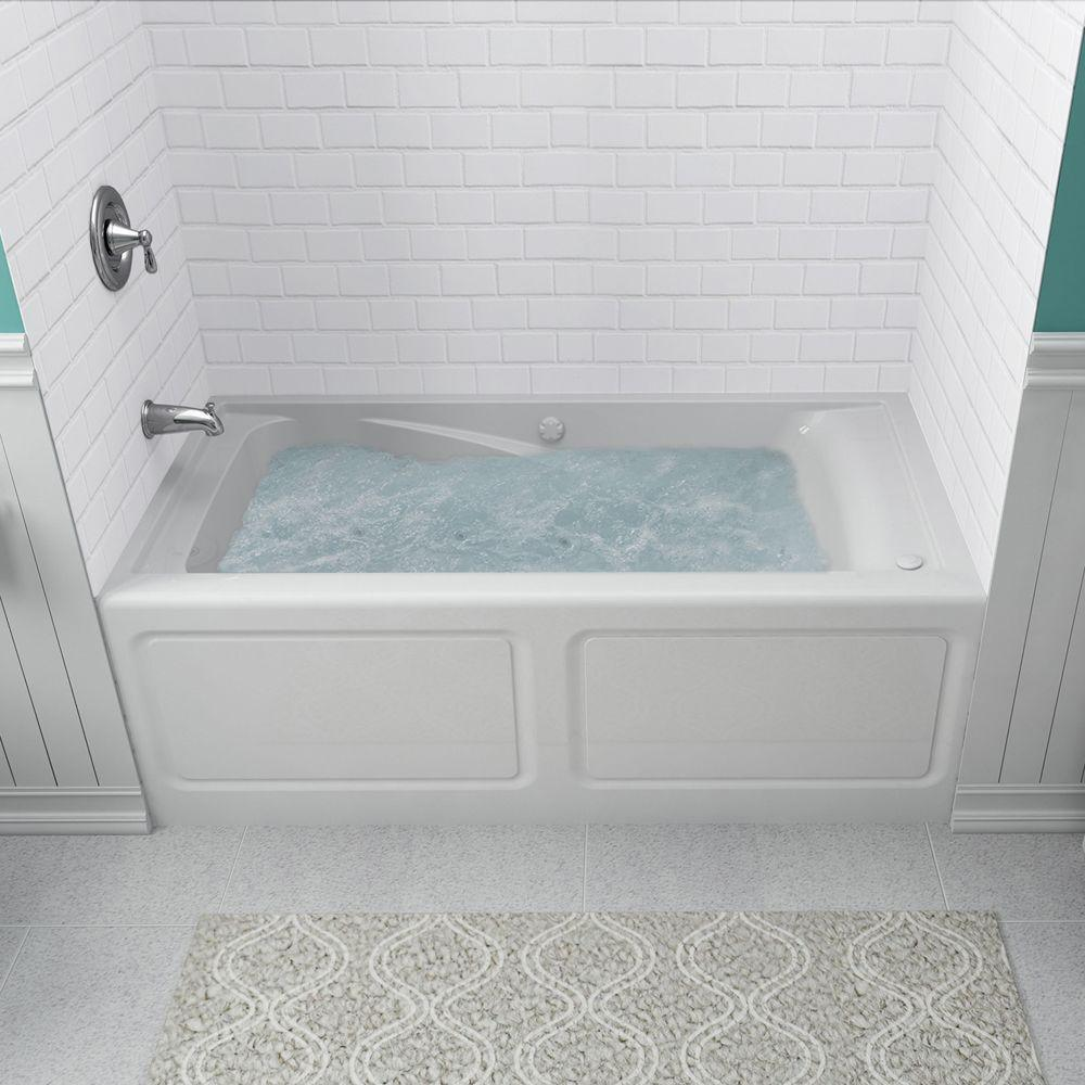 Bathtub Jetted Whirlpool Bathtub Bathtub Shower
